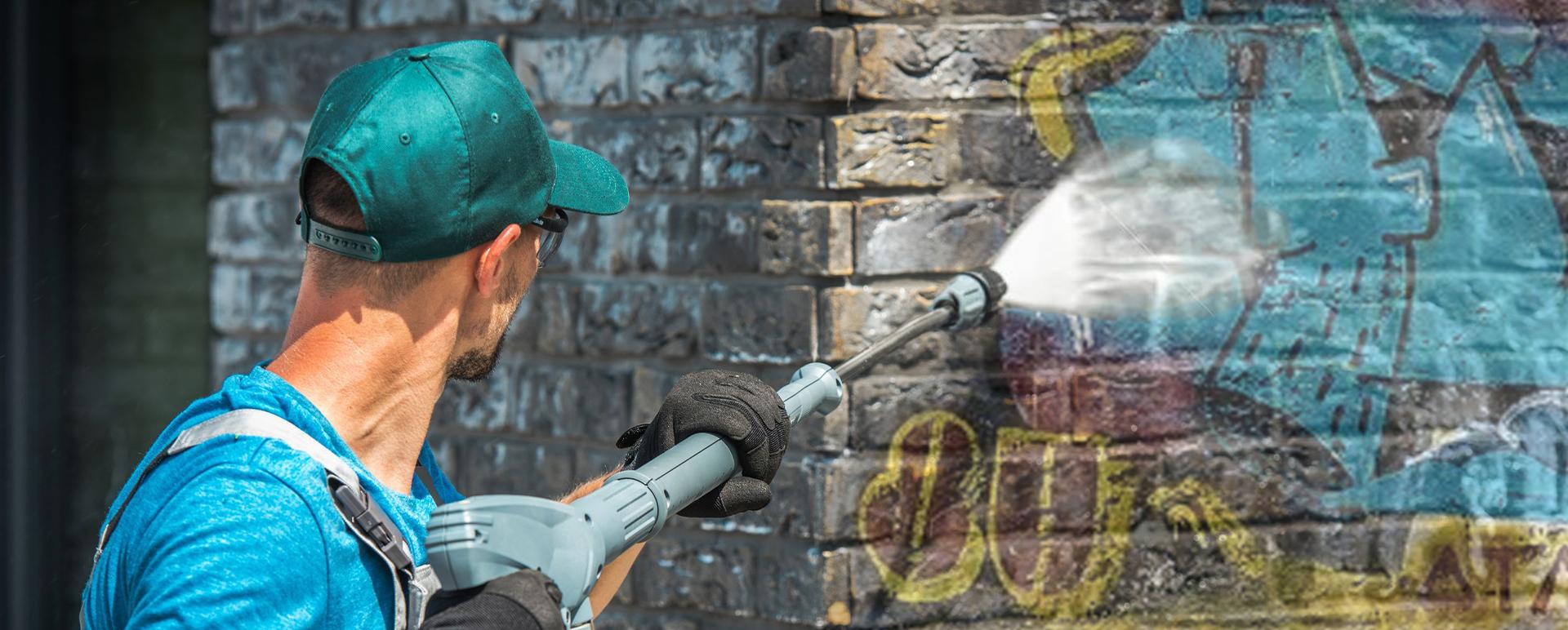 Graffitientfernung Celle, Hamburg, Hannover und Braunschweig